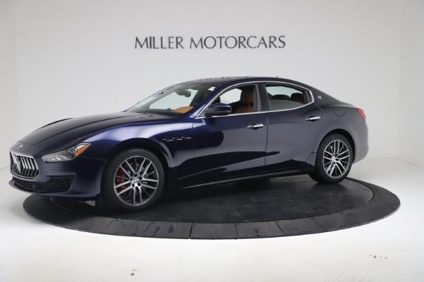 New 2020 Maserati Ghibli S Q4 for sale $85,535 at Maserati of Greenwich in Greenwich CT 06830 2