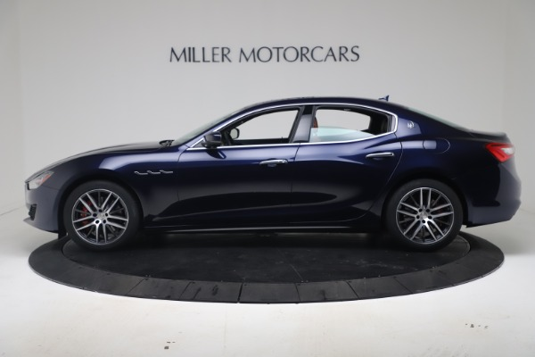 New 2020 Maserati Ghibli S Q4 for sale $85,535 at Maserati of Greenwich in Greenwich CT 06830 3