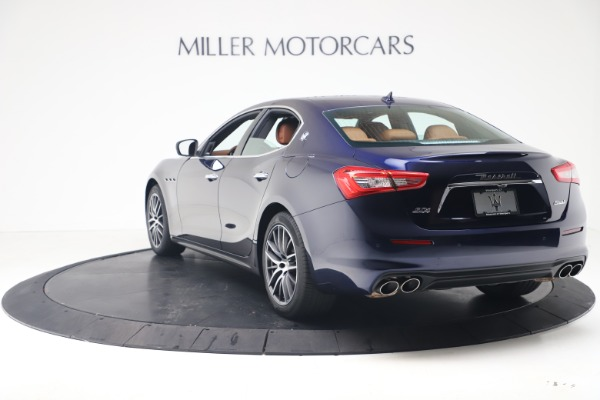 New 2020 Maserati Ghibli S Q4 for sale $85,535 at Maserati of Greenwich in Greenwich CT 06830 5
