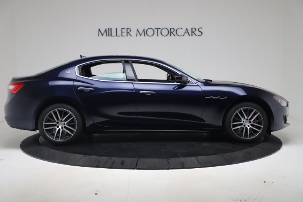 New 2020 Maserati Ghibli S Q4 for sale $85,535 at Maserati of Greenwich in Greenwich CT 06830 9