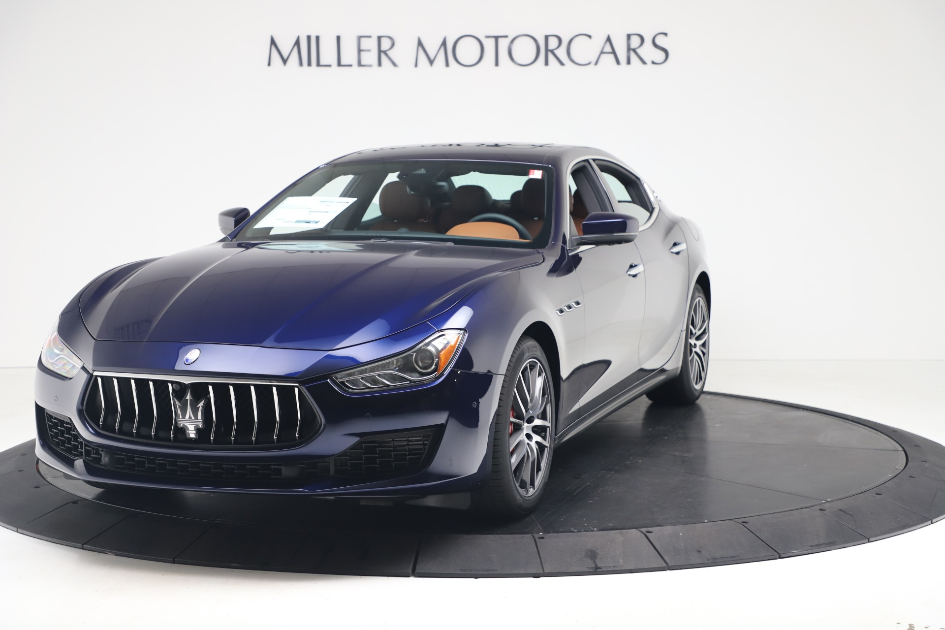 New 2020 Maserati Ghibli S Q4 for sale $85,535 at Maserati of Greenwich in Greenwich CT 06830 1