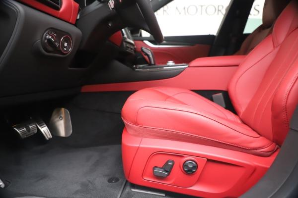 New 2020 Maserati Levante S Q4 GranSport for sale $104,485 at Maserati of Greenwich in Greenwich CT 06830 14