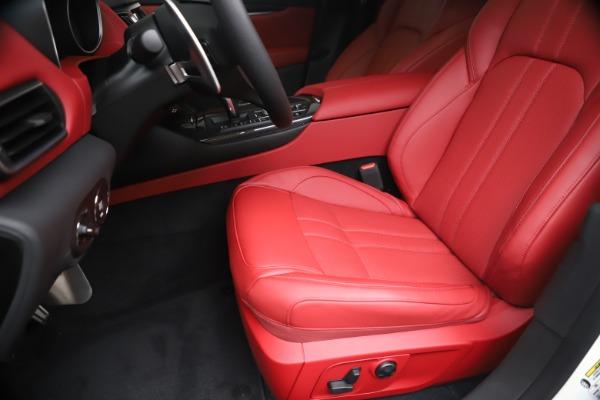 New 2020 Maserati Levante S Q4 GranSport for sale $104,485 at Maserati of Greenwich in Greenwich CT 06830 15