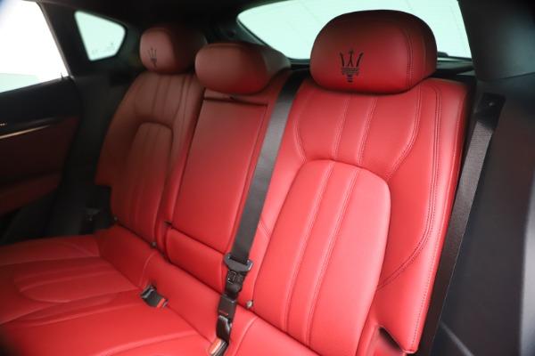 New 2020 Maserati Levante S Q4 GranSport for sale $104,485 at Maserati of Greenwich in Greenwich CT 06830 18