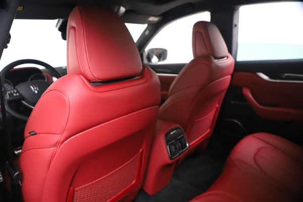 New 2020 Maserati Levante S Q4 GranSport for sale $104,485 at Maserati of Greenwich in Greenwich CT 06830 20