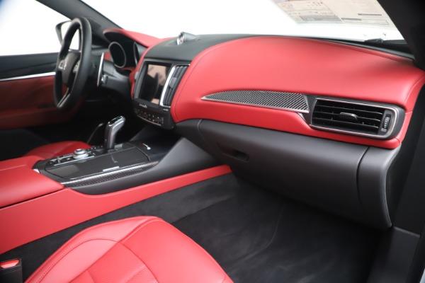 New 2020 Maserati Levante S Q4 GranSport for sale $104,485 at Maserati of Greenwich in Greenwich CT 06830 22
