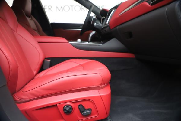 New 2020 Maserati Levante S Q4 GranSport for sale $104,485 at Maserati of Greenwich in Greenwich CT 06830 23