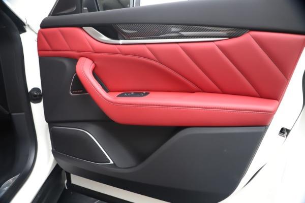 New 2020 Maserati Levante S Q4 GranSport for sale $104,485 at Maserati of Greenwich in Greenwich CT 06830 25