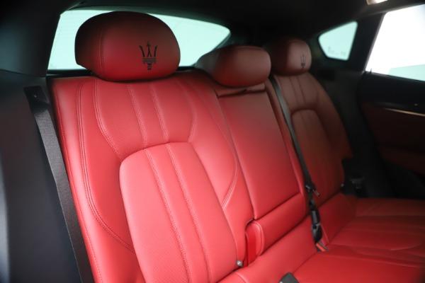 New 2020 Maserati Levante S Q4 GranSport for sale $104,485 at Maserati of Greenwich in Greenwich CT 06830 26