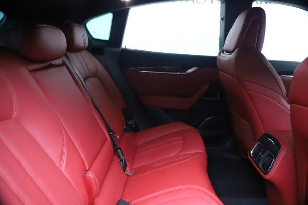 New 2020 Maserati Levante S Q4 GranSport for sale $104,485 at Maserati of Greenwich in Greenwich CT 06830 27