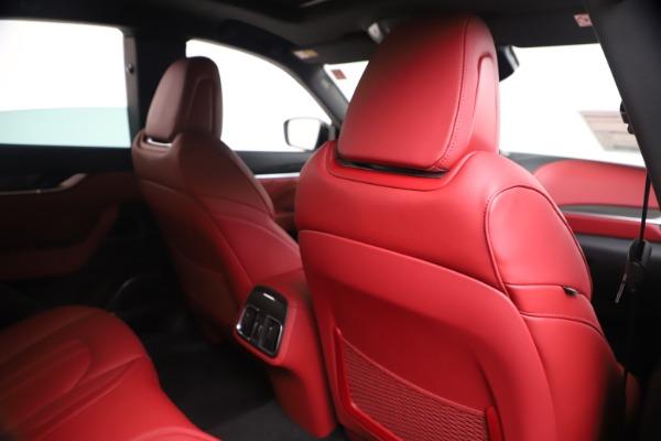 New 2020 Maserati Levante S Q4 GranSport for sale $104,485 at Maserati of Greenwich in Greenwich CT 06830 28