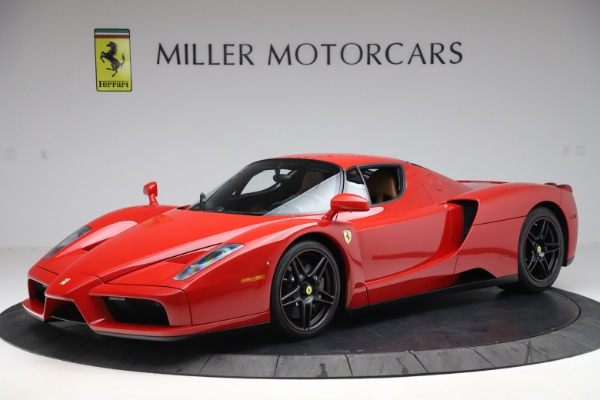 Used 2003 Ferrari Enzo for sale Call for price at Maserati of Greenwich in Greenwich CT 06830 2