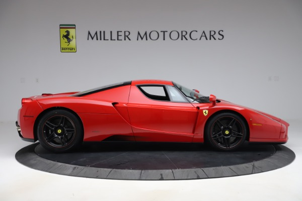 Used 2003 Ferrari Enzo for sale Call for price at Maserati of Greenwich in Greenwich CT 06830 9