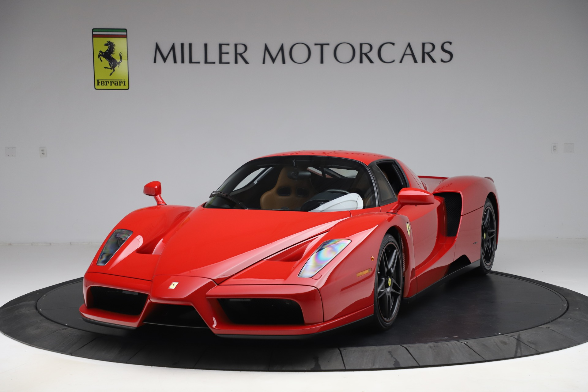 Used 2003 Ferrari Enzo for sale Call for price at Maserati of Greenwich in Greenwich CT 06830 1