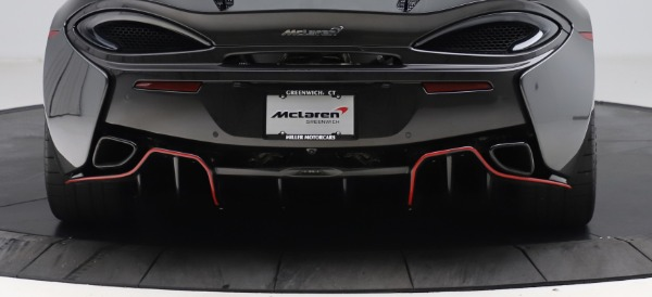Used 2017 McLaren 570GT for sale $145,900 at Maserati of Greenwich in Greenwich CT 06830 17