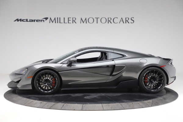 Used 2017 McLaren 570GT for sale $145,900 at Maserati of Greenwich in Greenwich CT 06830 2