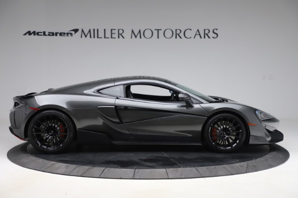 Used 2017 McLaren 570GT for sale $145,900 at Maserati of Greenwich in Greenwich CT 06830 3
