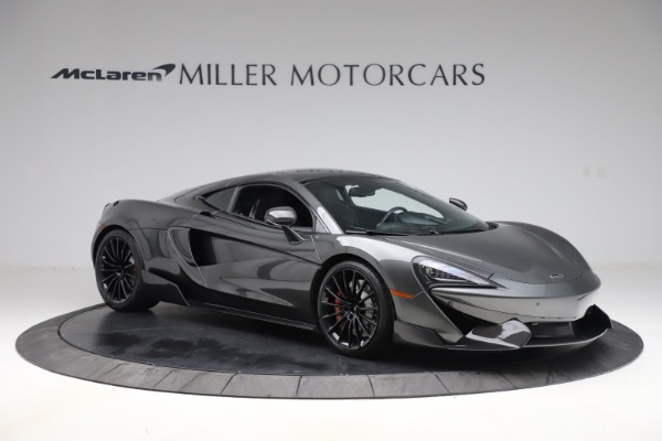 Used 2017 McLaren 570GT for sale $145,900 at Maserati of Greenwich in Greenwich CT 06830 4