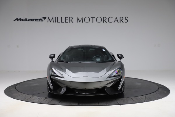 Used 2017 McLaren 570GT for sale $145,900 at Maserati of Greenwich in Greenwich CT 06830 6