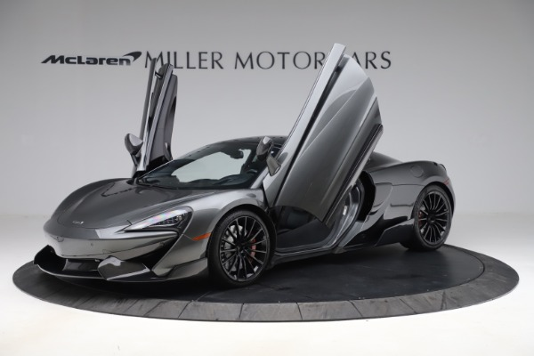 Used 2017 McLaren 570GT for sale $145,900 at Maserati of Greenwich in Greenwich CT 06830 8