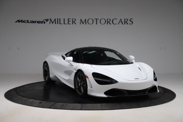 New 2020 McLaren 720S Coupe for sale $327,370 at Maserati of Greenwich in Greenwich CT 06830 10