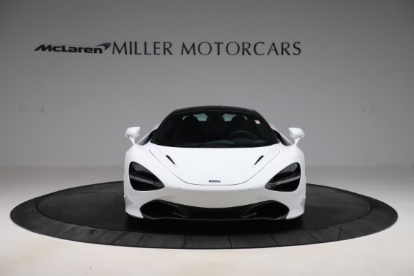 New 2020 McLaren 720S Coupe for sale $327,370 at Maserati of Greenwich in Greenwich CT 06830 11