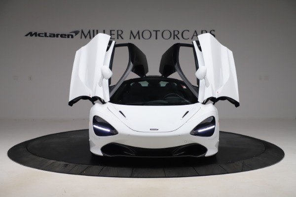 New 2020 McLaren 720S Coupe for sale $327,370 at Maserati of Greenwich in Greenwich CT 06830 12