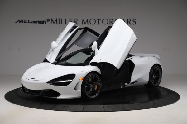 New 2020 McLaren 720S Coupe for sale $327,370 at Maserati of Greenwich in Greenwich CT 06830 13