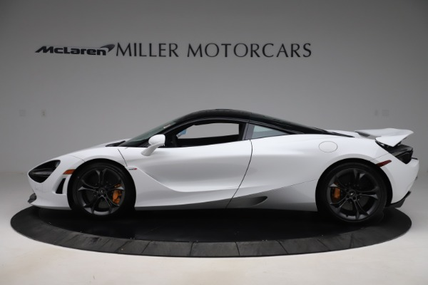 New 2020 McLaren 720S Coupe for sale $327,370 at Maserati of Greenwich in Greenwich CT 06830 2