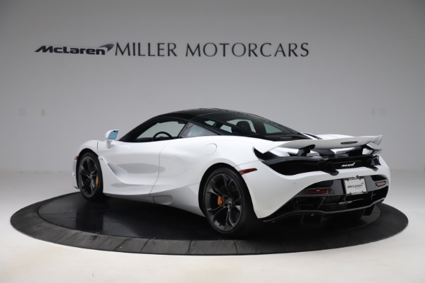New 2020 McLaren 720S Coupe for sale $327,370 at Maserati of Greenwich in Greenwich CT 06830 3