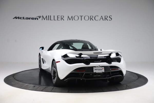 New 2020 McLaren 720S Coupe for sale $327,370 at Maserati of Greenwich in Greenwich CT 06830 4