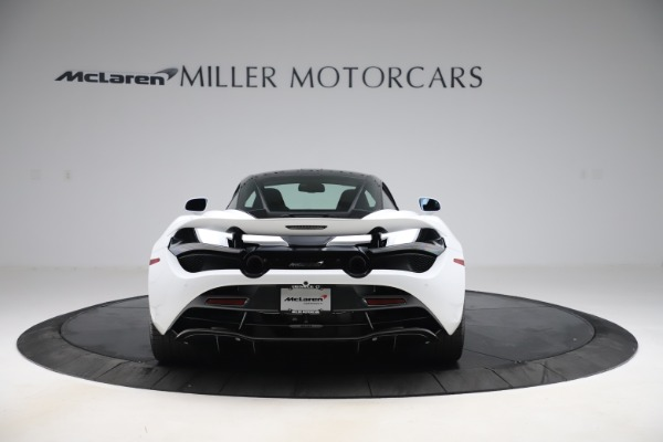 New 2020 McLaren 720S Coupe for sale $327,370 at Maserati of Greenwich in Greenwich CT 06830 5