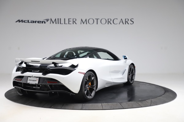 New 2020 McLaren 720S Coupe for sale $327,370 at Maserati of Greenwich in Greenwich CT 06830 6