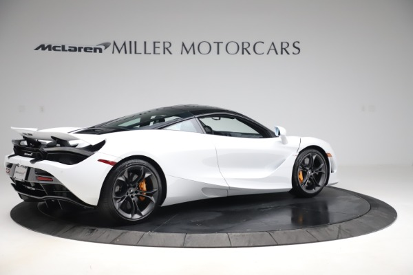 New 2020 McLaren 720S Coupe for sale $327,370 at Maserati of Greenwich in Greenwich CT 06830 7
