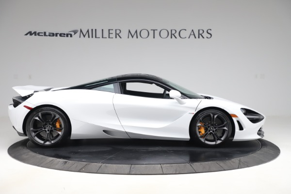 New 2020 McLaren 720S Coupe for sale $327,370 at Maserati of Greenwich in Greenwich CT 06830 8