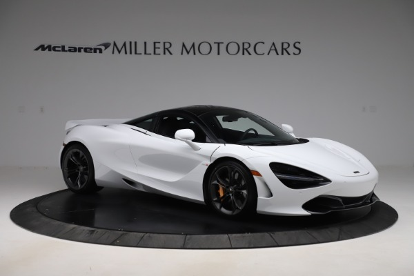 New 2020 McLaren 720S Coupe for sale $327,370 at Maserati of Greenwich in Greenwich CT 06830 9