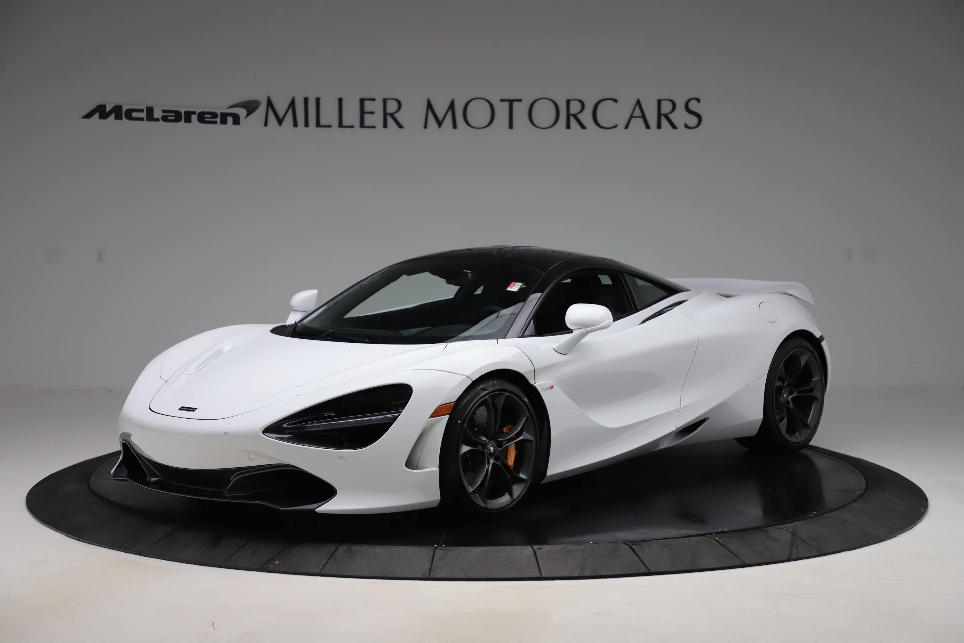 New 2020 McLaren 720S Coupe for sale $327,370 at Maserati of Greenwich in Greenwich CT 06830 1