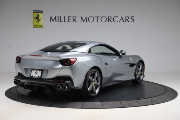 Used 2019 Ferrari Portofino for sale Sold at Maserati of Greenwich in Greenwich CT 06830 16