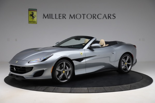 Used 2019 Ferrari Portofino for sale Sold at Maserati of Greenwich in Greenwich CT 06830 2