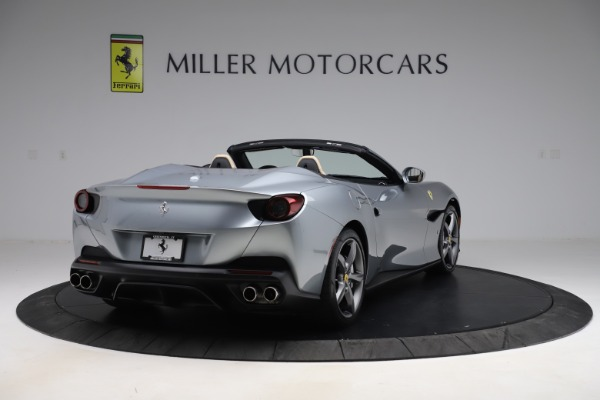 Used 2019 Ferrari Portofino for sale Sold at Maserati of Greenwich in Greenwich CT 06830 7