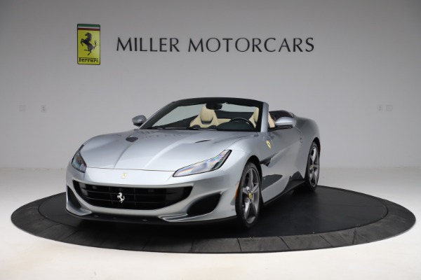 Used 2019 Ferrari Portofino for sale Sold at Maserati of Greenwich in Greenwich CT 06830 1