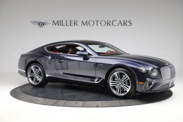 New 2020 Bentley Continental GT V8 for sale $242,250 at Maserati of Greenwich in Greenwich CT 06830 10