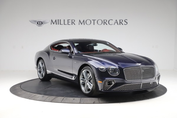New 2020 Bentley Continental GT V8 for sale $242,250 at Maserati of Greenwich in Greenwich CT 06830 11