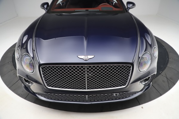 New 2020 Bentley Continental GT V8 for sale $242,250 at Maserati of Greenwich in Greenwich CT 06830 13