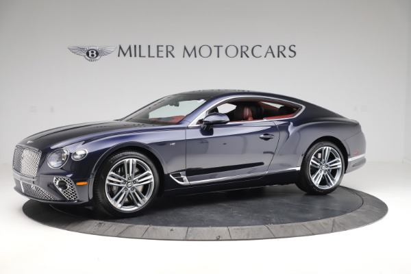 New 2020 Bentley Continental GT V8 for sale $242,250 at Maserati of Greenwich in Greenwich CT 06830 2