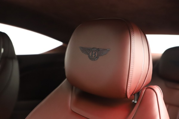 New 2020 Bentley Continental GT V8 for sale $242,250 at Maserati of Greenwich in Greenwich CT 06830 22