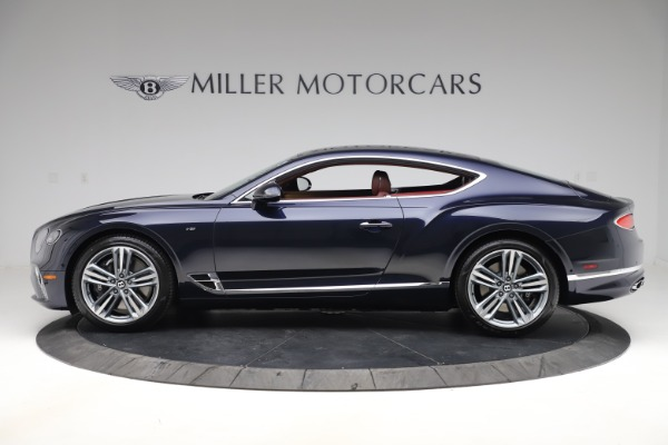New 2020 Bentley Continental GT V8 for sale $242,250 at Maserati of Greenwich in Greenwich CT 06830 3
