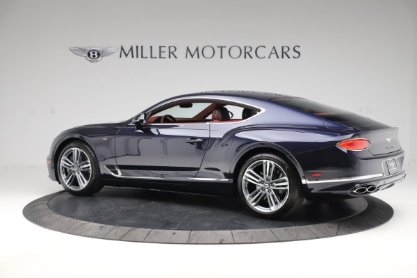 New 2020 Bentley Continental GT V8 for sale $242,250 at Maserati of Greenwich in Greenwich CT 06830 4