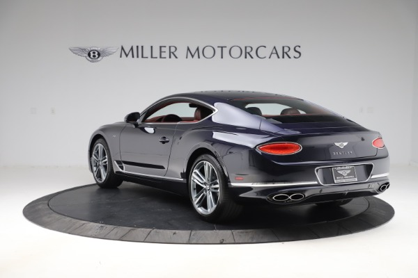 New 2020 Bentley Continental GT V8 for sale $242,250 at Maserati of Greenwich in Greenwich CT 06830 5