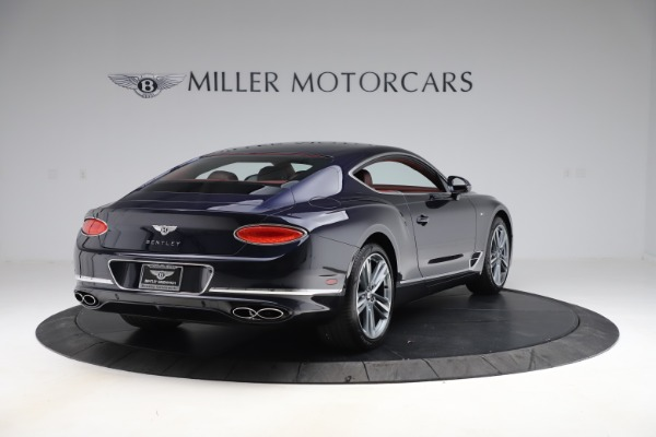 New 2020 Bentley Continental GT V8 for sale $242,250 at Maserati of Greenwich in Greenwich CT 06830 7